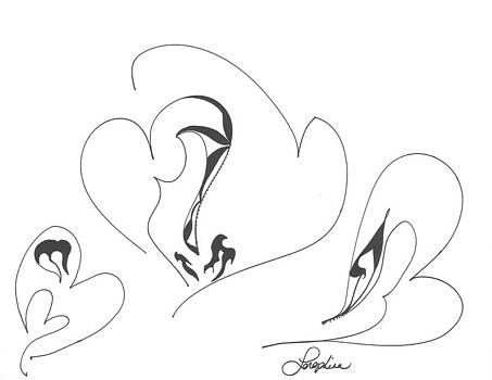 Not Lonely Love by Delfina Alden