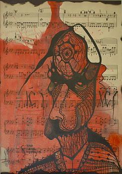 Note Book #1 by Sasha Krivtsov