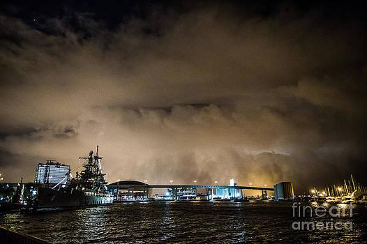 November Storm 3 by Chuck Alaimo