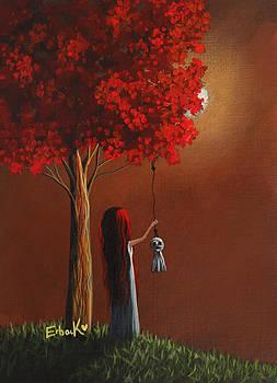 Now She Won't Be Alone 3 Original Artwork by Shawna Erback
