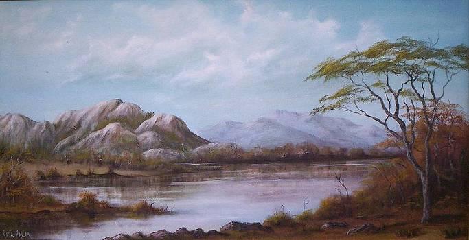 Nuanetsi Zimbabwe by Rita Palm