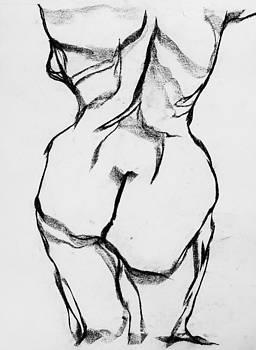 Nude-003 by Olusha Permiakoff