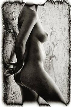 Body forms-antique solarisation113 by Dorin Stef