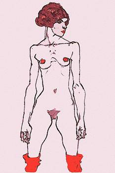 Steve K - Nude Expressionism