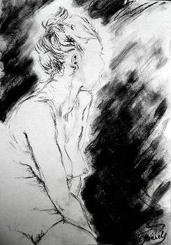 nude Luise by Elke Hensel
