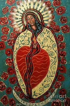 Nuestra Senora de Guadalupe by Maya Telford