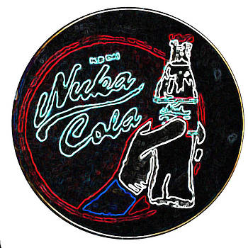 Nuka Cola Neon by Jezebel X