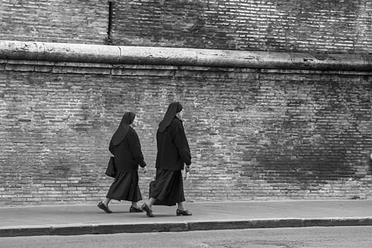 Nuns by Sonny Marcyan