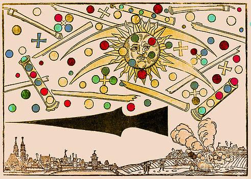 Science Source - Nuremberg Ufo 1561