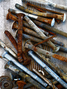 Nuts and Bolts by Gia Marie Houck