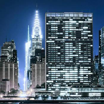 NY Sights by Theodore Jones