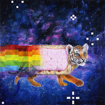 NyanTiger NyanCat Two Point Oh by David Starr