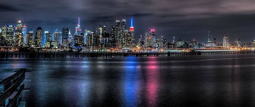 NYC Panorama by Mark Cranston
