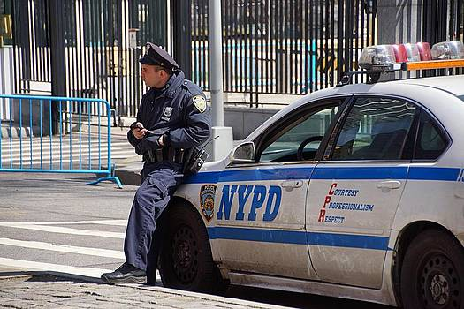 Nypd by Thomas Fouch