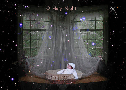 O Holy Night by Paula Ayers