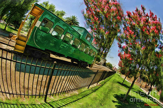 Blake Richards - Oakdale Railroad Depot