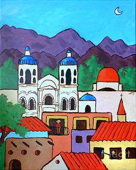 Oaxaca by Whitney Morton