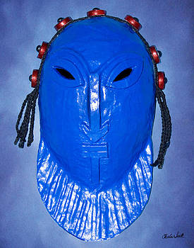 Obaci Mask by Charles Smith