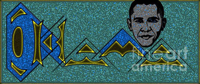 ObamaCan by Geordie Gardiner