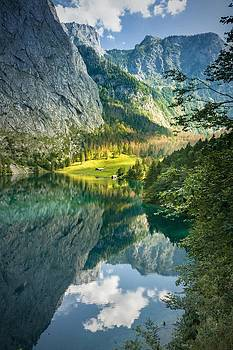 Obersee by Bjoern Kindler