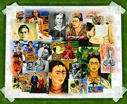 Madalena Lobao-Tello - Obsessed with Frida Kahlo