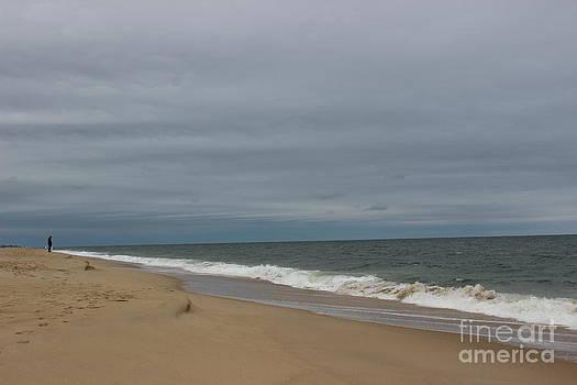 Ocean Blues by Rebecca Lauber