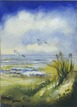 Ocean Breeze by Bonnie Fernandez