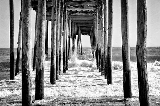 Ocean City Pier by Kelley Nelson