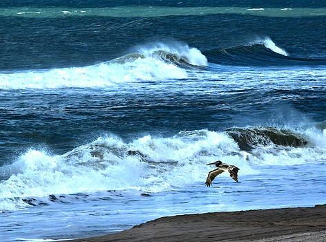 Sandi OReilly - Ocean During A Storm
