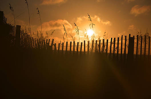 Ocean Lakes Myrtle Beach Sunrise 3 by Making Memories Photography LLC
