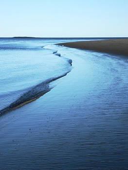 Ocean Serenity by Lisa Moore