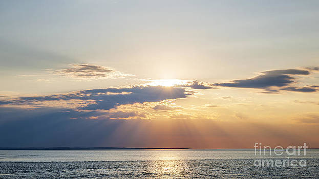 Elena Elisseeva - Ocean sunset