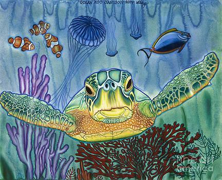 Ocean Zoo by Taryn  Libby