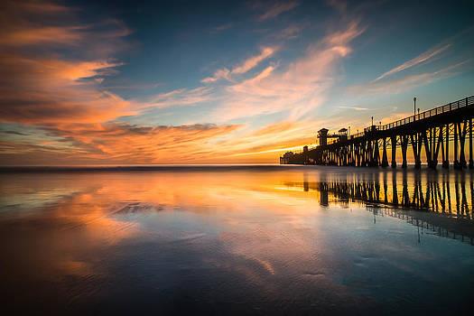 Larry Marshall - Oceanside Reflections 3