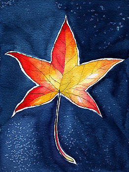 October Night by Katherine Miller