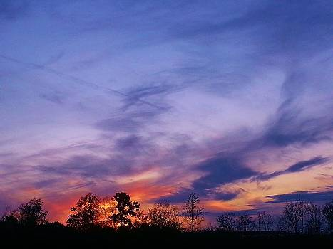 October Sky by Amanda Edwards
