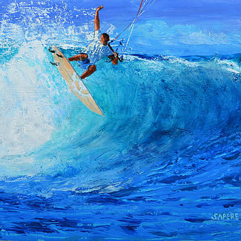 Off the Lip by Lynee Sapere