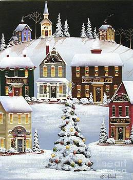 Oh Christmas Tree by Catherine Holman