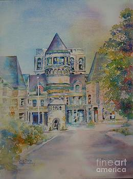 Ohio State Reformatory by Mary Haley-Rocks