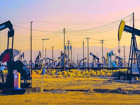 Dominic Piperata - Oil Field