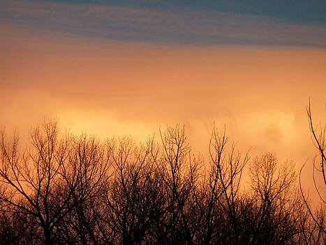 Ojo Caliente Sunset by Gia Marie Houck