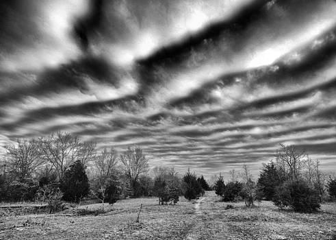 Oklahoma Skies by Sarah Rodefeld