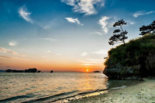 Christopher Holmes - Okniawa Sunset