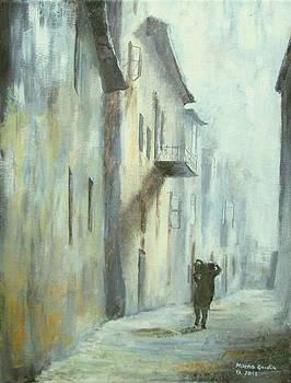 Old Alley by Milena Gawlik