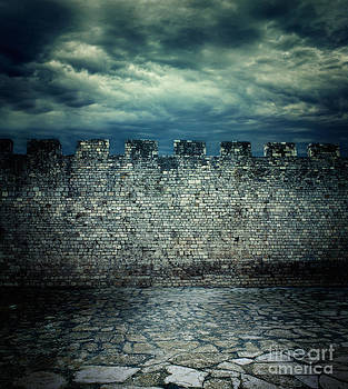 Mythja  Photography - Old ancient wall