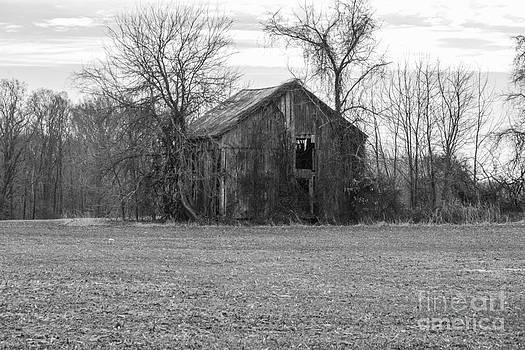 Old Barn by Charles Kraus
