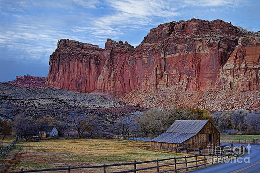 Capitol Reef by Jason Abando