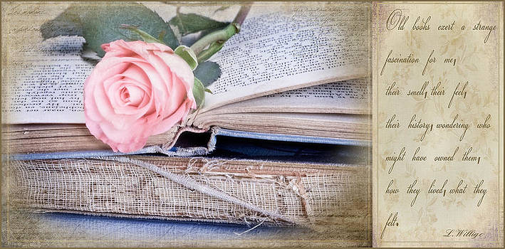 Old Books by Sandra Rossouw