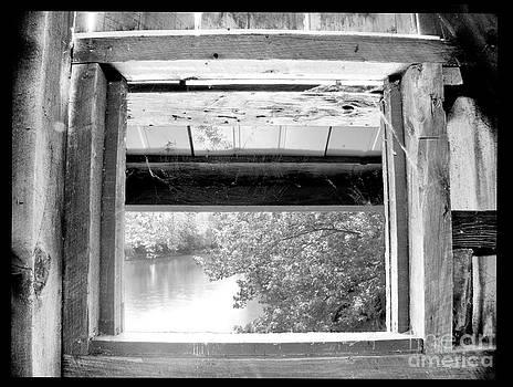 Old Bridge Window by John Debar