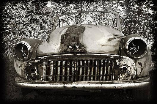 Old Car by Dorin Stef